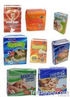 Sell Paksel Diaper General