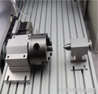 Sell Mini CNC Router with 4th axis