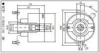 Sell Hollow shaft encoder, INAVO UZ35- Series Rotary Encoder
