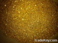 GOLD AND TANZANITE