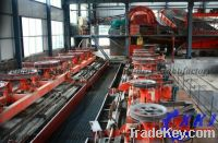 High recovery rate gold ore production equipment with high grade
