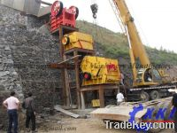 ISO certificate Impact crusher with low price