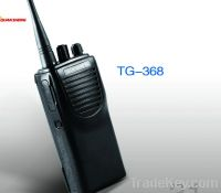 Original voice prompt with battery saving function TG-368 two way radi