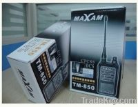 Hihg customer praised sufficient business radio TM-800 400-470MHz