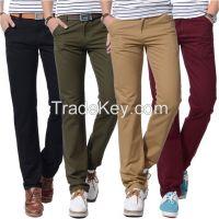 New Design Cotton Pants for Men