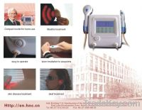 soft tissue wounds low level laser therapy apparatus