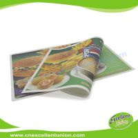 EX-PL-001 Custom Logo printed disposable paper tray liner