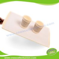 EX-AT-004 Anti-slip paper tray mat , paper tray liner, Logo Printing table mat