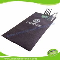 EX-AP-001 Colored Airlaid Paper Napkins, Absorbent Tissue Paper, Airlaid Towels, Cutlery Bag