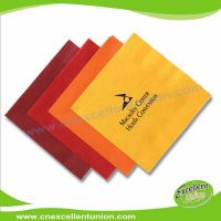 EX-AP-009 Colored Airlaid Paper Napkins, Absorbent Tissue Paper, Airlaid Towels, Airlaid Cutlery Bag