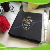 EX-AP-011 Colored Airlaid Paper Napkins, Absorbent Tissue Paper, Airlaid Towels, Airlaid Cutlery Bag