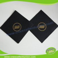 EX-AP-016 Colored Airlaid Paper Napkins, Absorbent Tissue Paper, Airlaid Towels, Airlaid Cutlery Bag