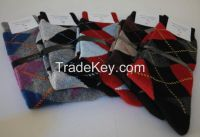 "SELL CASHMERE RIB SOCKS ""PIRANDA Clothes"""