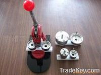 Sell badge making machine