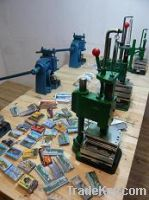 Sell fridge magnet making machine