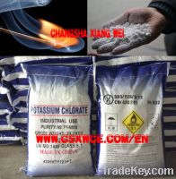 Sell Potassium Chlorate (KClO3) 99.7%min