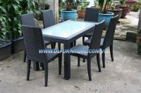 OUTDOOR FURNITTURE RATTAN FURNITURE
