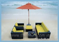 Sell PVC outdoor furniture