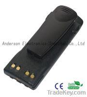 Two way radio batery for Motorola