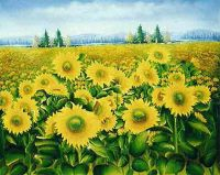 Sell Flower Style Painting