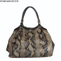 Crocodile Pattern  Handbag