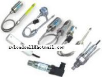 pressure sensor, pressure transducer, pressure transmitter