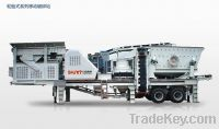 Sell  mobile crushing station