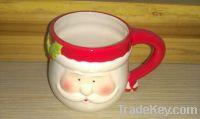 Sell X-mas Mugs, Christmas Cups, Santa Clause Gifts, Christmas Gifts