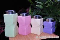 Sell CeramicCanister, Porcelain Canister, Canister With Spoon, Cookie Jar