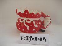 Sell Xmas Tea Pot, Ceramic Tea Pot, Ceramic Pot, Porcelain Tea Pot