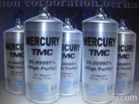 Sell All types of Liquid  Mercury,