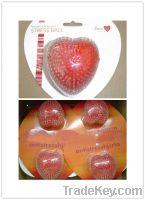 Sell stress ball heart shape