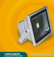 LED 30w solar flood light