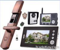 Sell biometrics fingerprint lock