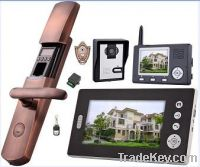 Sell residence intelligent lock
