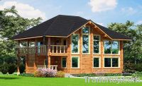 Sell Wooden house kit 152 m2
