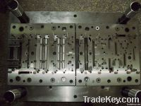 Sell Metal mold & tooling design
