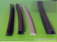 Sell all types of silicone profiles, silicone gaskets and seals