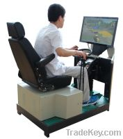 Sell wheel loader training simulator