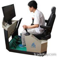 Sell mobile crane training simulator