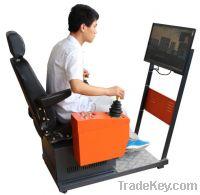Sell tower crane training simulator