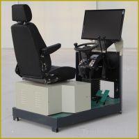 Sell loader simulator for training school