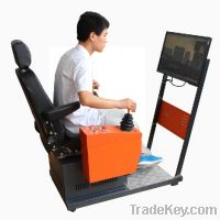 Sell tower crane simulator for training simulator