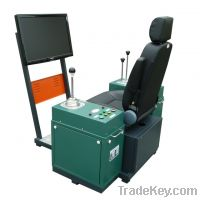 Sell gantry crane simulator for training school