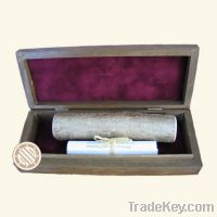 Sell ECO friendly toy (souvenir) - AMBER KALEIDOSCOPE