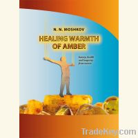 Sell Book 'Healing Warmth of amber' EN