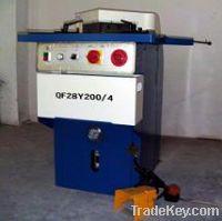 Sell QF28Y-4mm200 hydraulic angle notcher
