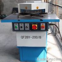 Sell Hydraulic corner notcher for aluminum plate sheet manufacture