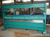 Sell Hydraulic tile roof bending making machine 1x5m