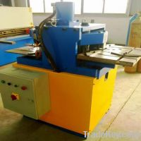Sell Hydraulic multifunctional slotting and punching for plate sheet